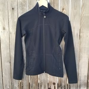 Lululemon black  jacket size 4